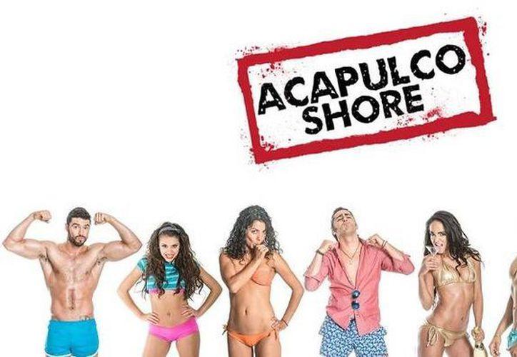 Los capítulos de Acapulco Shorte fueron grabados en el puerto guerrerense durante 34 días, sin guión. (MTV)