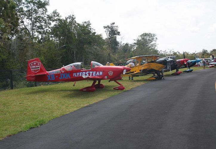 El proyecto estaría ubicado en el aeródromo de la zona sur de Cozumel. (Redacción/SIPSE)