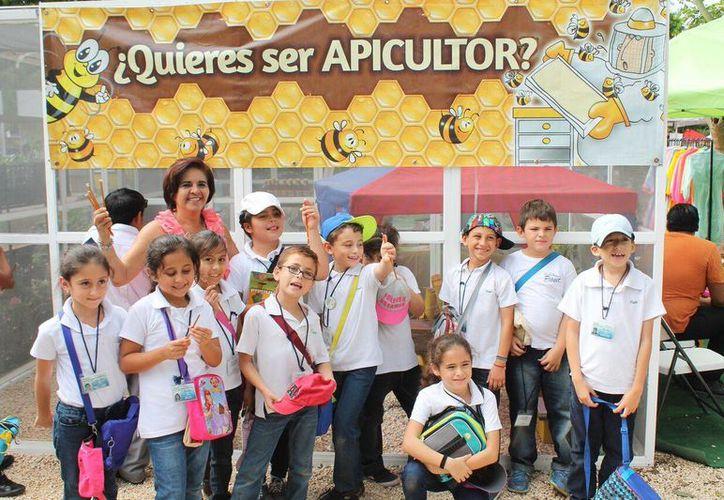 Hasta el momento, 200 instituciones educativas han participado en el Programa Escolar de la Feria Yucatán. (Foto: Cortesía)