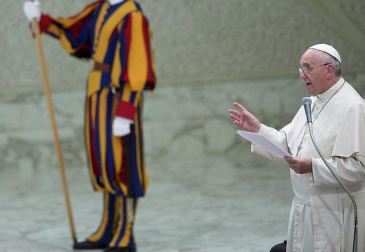 El Papa Francisco nombró a los organizadores de una segunda reunión de la Iglesia católica sobre asuntos de la familia. (Archivo/EFE)