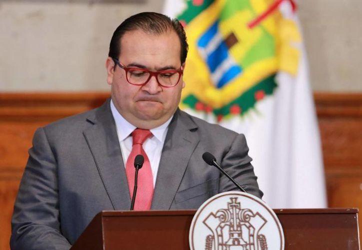Javier Duarte, gobernador del estado de Veracruz, tuiteó su declaración patrimonial con el mensaje: 'No tengo nada que ocultar'. (ndmx.co)