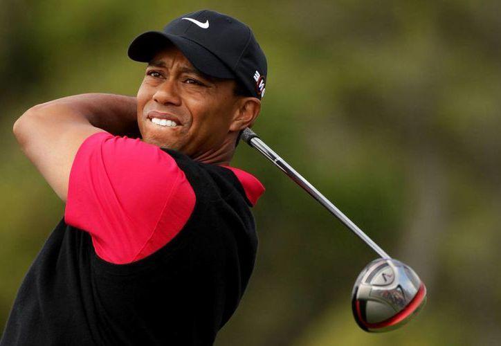 Tiger Woods jugará el Bridgestone America's Golf Cup del 22 al 25 de octubre en la Ciudad de México. (bigbackground.com)