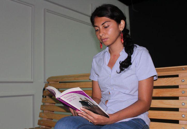 El taller literario se llevará a cabo en el museo de Frida Kahlo. (Foto: Octavio Martínez)