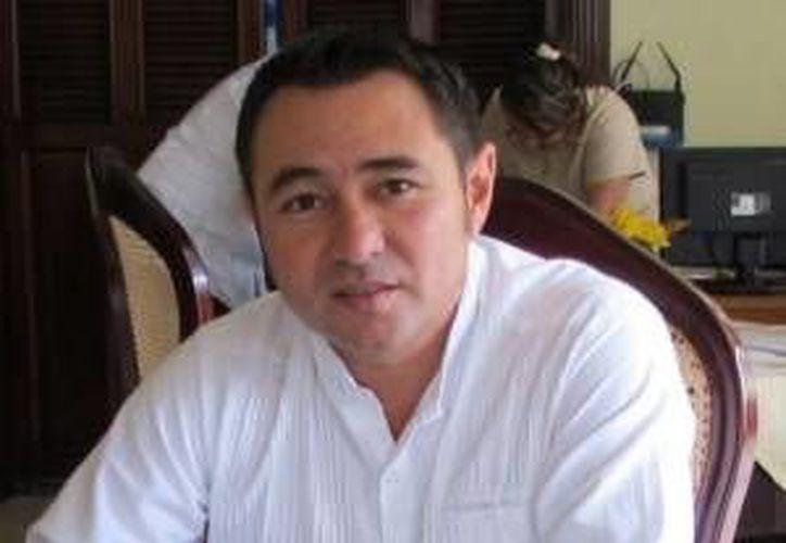 """Carlos Piña, fue presuntamente """"levantado"""" la semana pasada cerca de su casa en Santa María Chuburná. (Archivo SIPSE)"""