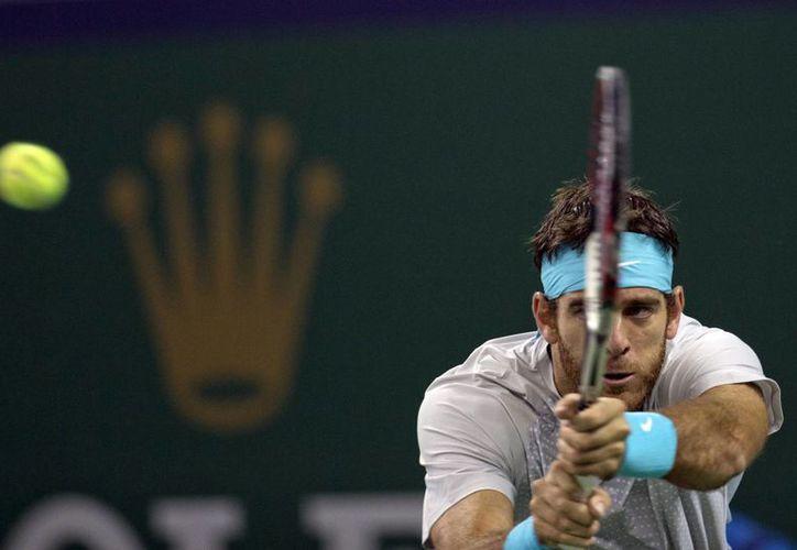 Juan Martín del Potro derrotó en 2 horas a Rafael Nadal. (Foto: Agencias)
