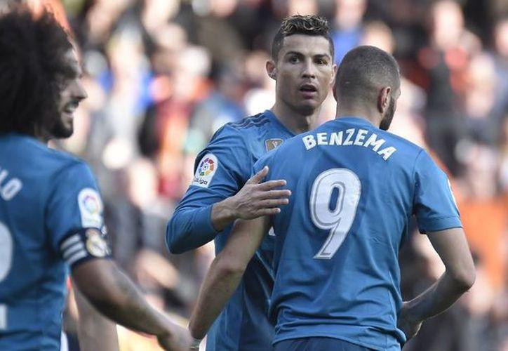Cristiano se convierte en el jugador que más penas máximas ha lanzado en la historia de la Liga. (Marca)