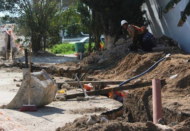 En conjunto con otras obras que se realizaron en el municipio, se invirtieron alrededor de 300 millones de pesos. (Octavio Martínez/ SIPSE)