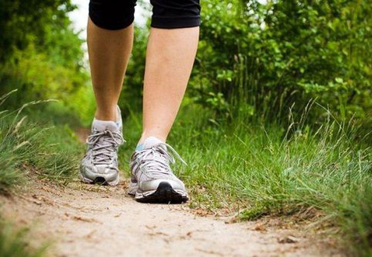 La gente que da menos de 5 mil pasos al día se considera sedentaria o inactiva. (Mejor con Salud)
