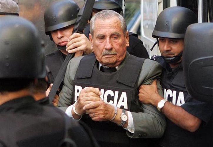 En octubre de 2009, Gregorio Álvarez fue sentenciado a 25 años de prisión por homicidio muy especialmente agravado de 37 desaparecidos. (eldiario.com.uy)