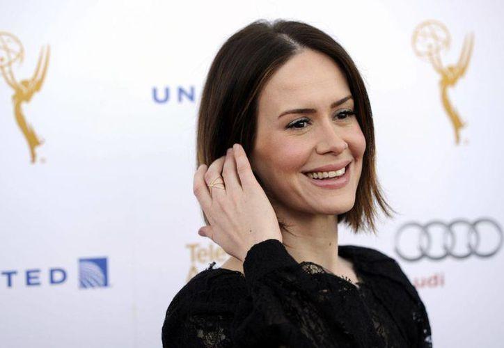 Sarah Paulson dijo que su objetivo principal siempre estará en 'American Horror Story'. (celebmafia.com)