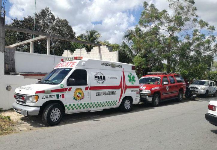 La base de la asociación está en la calle 49 entre avenida Benito Juárez y 68, colonia Juan Bautista Vega. (José Chi/SIPSE)