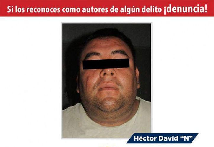 El presunto líder criminal es acusado de privar de la vida a un chófer en Chilapa, Guerrero. (Excélsior)