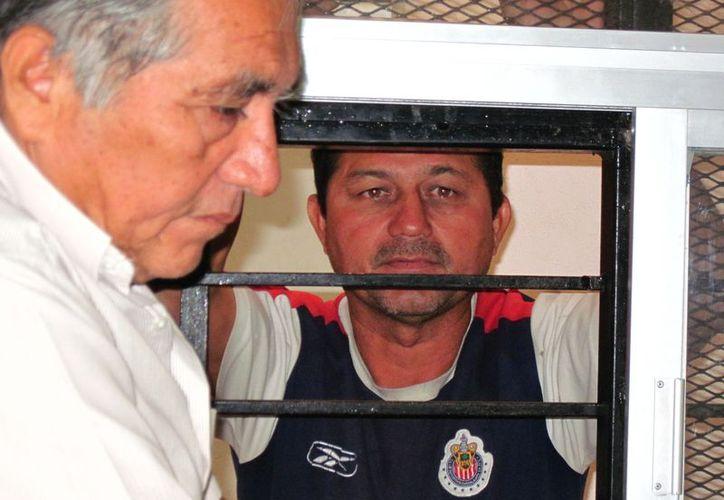 Pascual González Olmedo habría ocasionado daños de un millón de pesos. (Francisco Puerto/SIPSE)