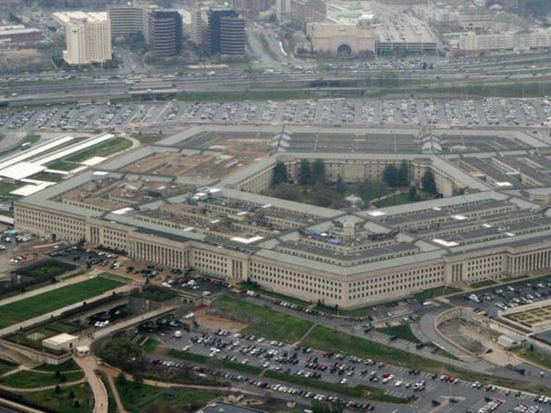 This file photo, shows the Pentagon in Washington. (AP)