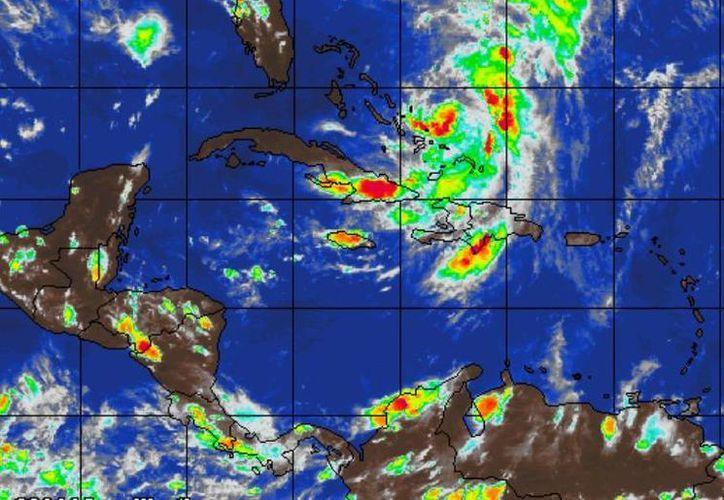 A pesar de que la tormenta tropical Cristóbal no representa riesgo para el país, la Conagua monitorea dicho fenómeno meteorológico.(Trayectoriadelhuracan/Internet)