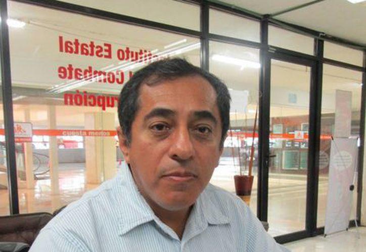 Luis Aldana Burgos indicó que el 13 de diciembre pasado el pleno del Senado de la República aprobó la reforma en materia de combate a la corrupción. (Milenio Novedades)