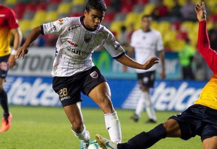 Una vez más Atlante tuvo que remar contracorriente en un cotejo de la Liga MX. (Redacción/SIPSE)