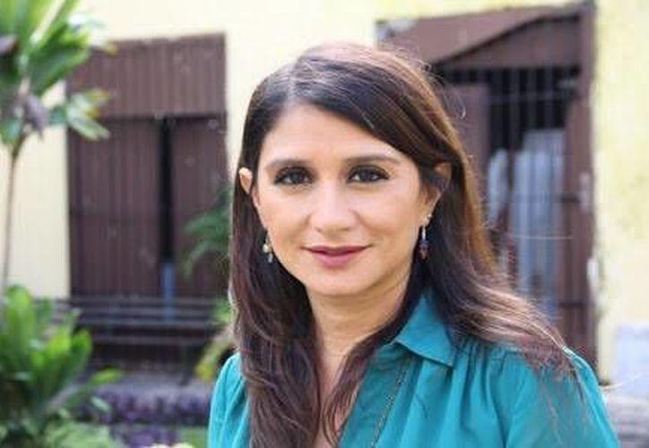 La regidora Paloma Angulo Suárez solicitará en breve licencia para separarse del cargo y contender por la diputación del III Distrito Local. (SIPSE)