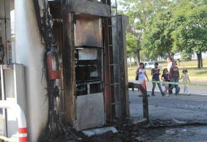 A casi un mes de los ataques contra la CFE y contra gasolineras todavía no hay personas detenidas. (Milenio/Foto de archivo)