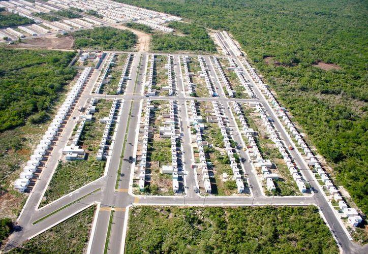 La demanda de vivienda en Mérida es enorme. (Milenio Novedades)