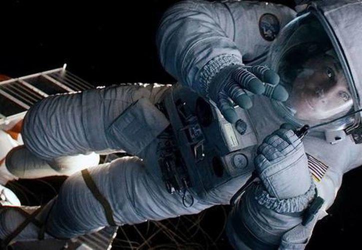 """A tan sólo dos semanas del estreno, """"Gravity"""" recaudó 123.4 mdd en taquilla. (Facebook oficial)"""