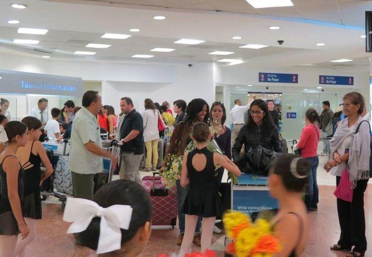 Las prestigiosa compañía ya se encuentra en la ciudad de Cancún. (Redacción/SIPSE)