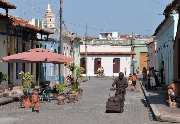 La ciudad de Camagüey fue remozada y engalanada especialmente para festejar sus 500 años de historia. (EFE/Archivo)