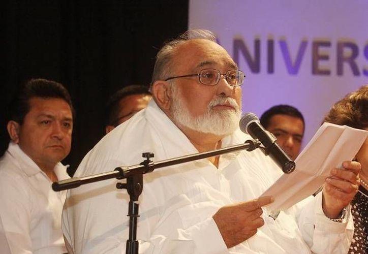Jorge Álvarez Rendón es uno de los tres cronistas de la ciudad de Mérida, mientras se determina quién será el cuarto. (SIPSE)