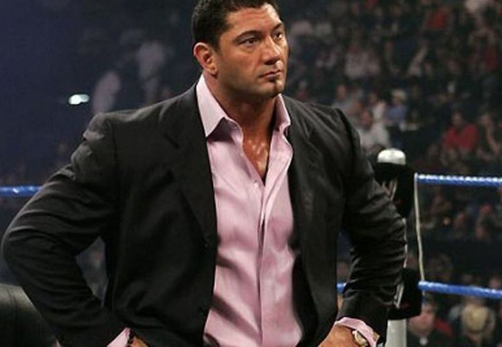El luchador David Batista afirmó que se retiraría del cuadrilátero hasta el próximo año. (Foto: Bad Left Hook)
