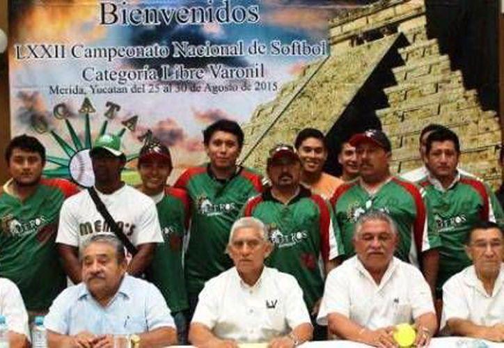 El presidente de la Asociación de Softbol promete la realización de torneos nacionales e internacionales en el estado.(Milenio Novedades)