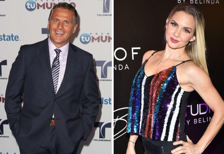 Vieth también señaló que el actor obligó a su entonces novia Grettel Valdez a abortar. (Quién)