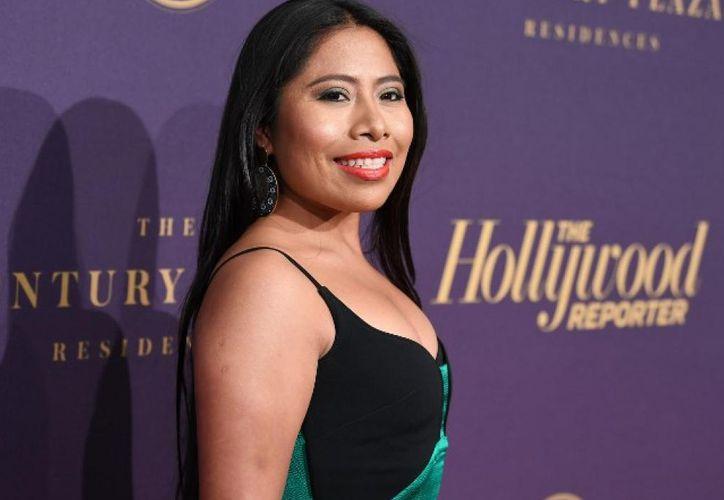 Yalitza recibió la nominación a Mejor Actriz por su actuación en 'Roma'. (Internet)