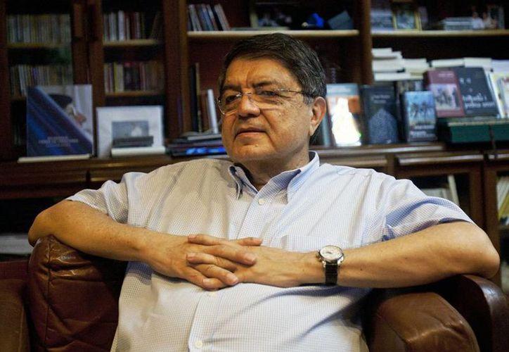 En al menos 55 libros está plasmada la obra del escritor nicaragüense Sergio Ramírez, ganador del Premio Internacional Carlos Fuentes a la Creación Literaria en el Idioma Español. (EFE)