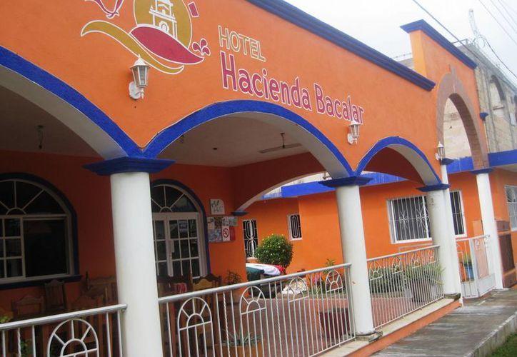 Las reservaciones en los centros de hospedaje de Bacalar por la Semana Santa ya empezaron. (Harold Alcocer/SIPSE)