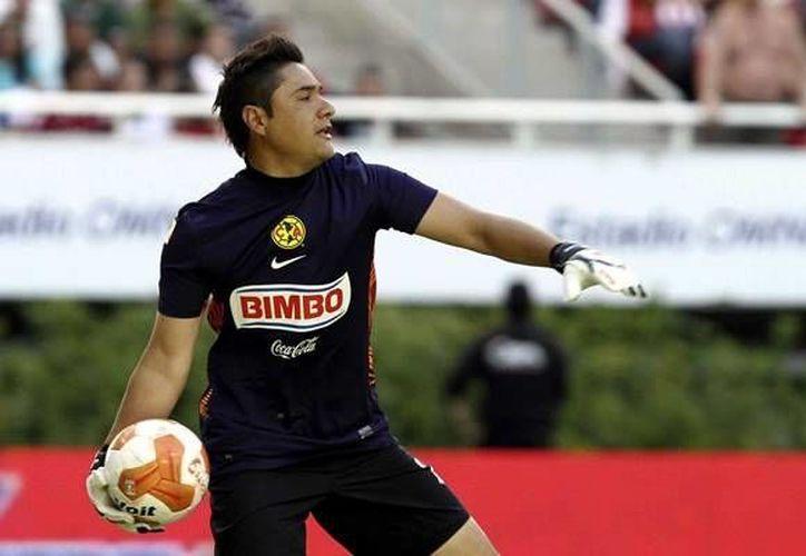 En la lista de seleccionados están los porteros que ganaron los dos últimos campeonatos: Muñoz (foto) y Saucedo.  (mediotiempo.com/Archivo)