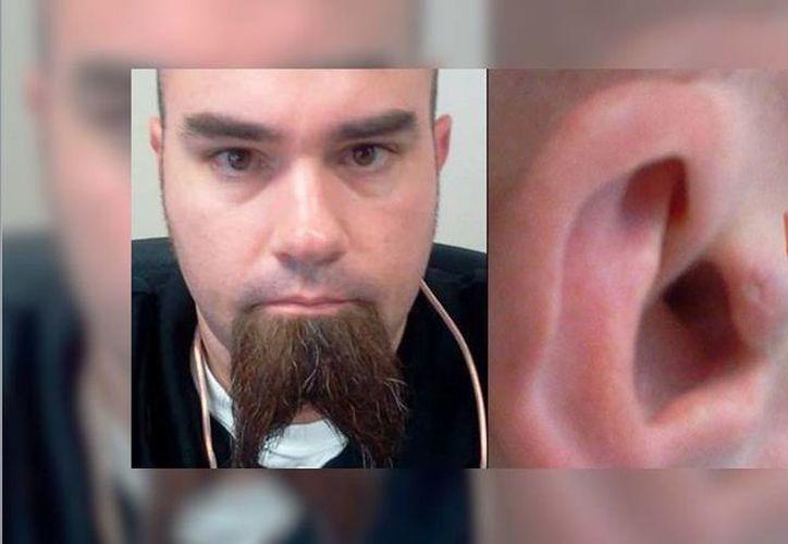Rich Lee decidió ponerse audífonos de por vida en las orejas para no tener nunca más que hacer esa 'molesta actividad' (RT)