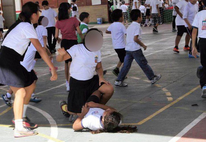 Implementan programa Unidos por los Valores en un intento por detener el acoso escolar. (SIPSE)