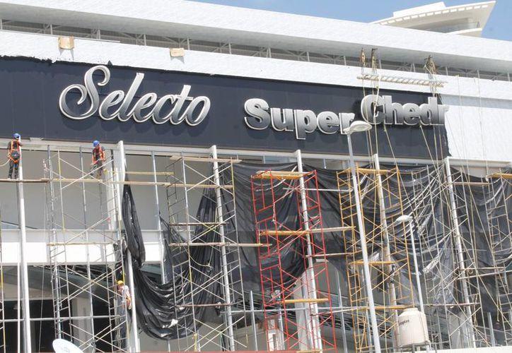 En la entidad existen 19 tiendas, lo que representa la cuarta plaza más importante para el grupo. (Redacción/SIPSE)