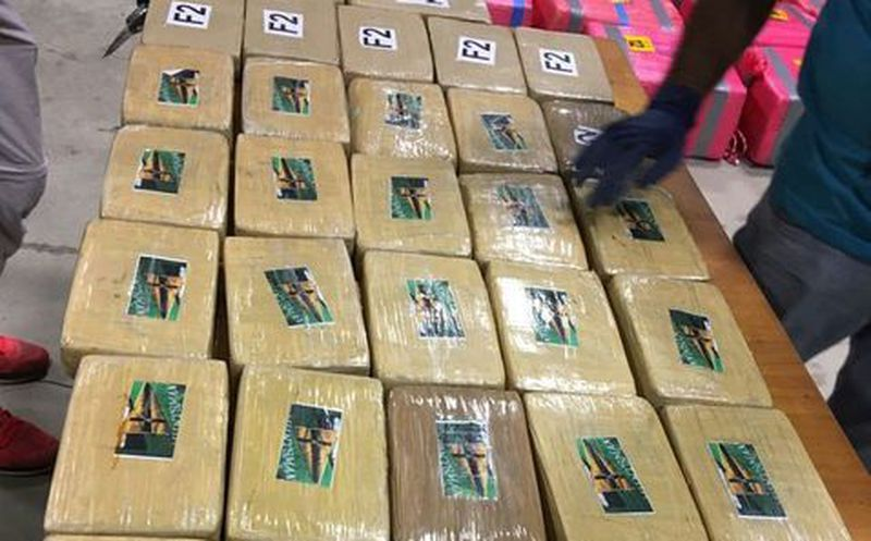 Detienen a 3 mexicanos con 785 kilos de cocaína en Costa Rica