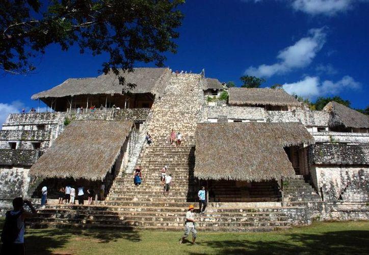 Impulsan el rubro turístico arqueológico. (Milenio Novedades)