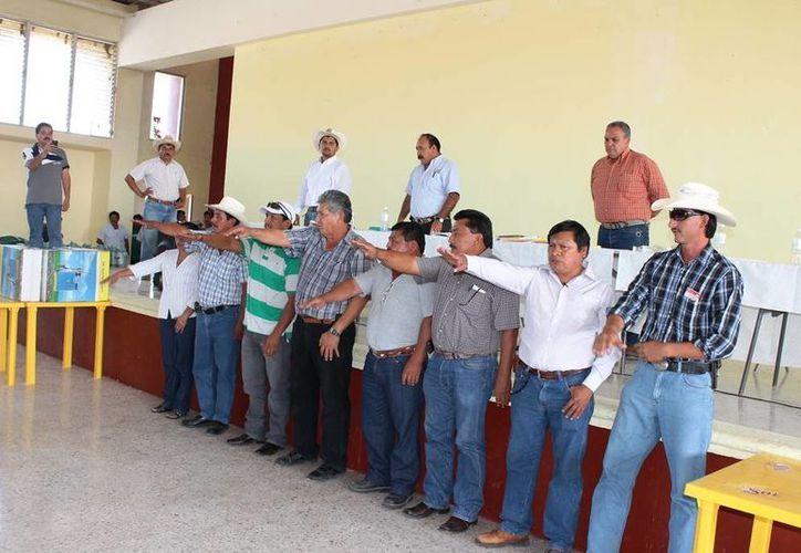 La Unión Ganadera Regional adeudaba un millón 300 mil pesos por la evasión de impuestos. (Edgardo Rodríguez/SIPSE)