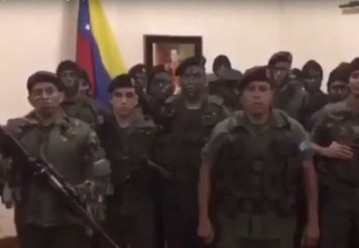 La situación irregular ocurre en medio de una tensión política generada por fuertes protestas antigubernamentales. (Captura video)
