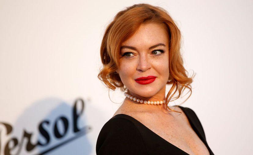 Lindsay reconoce que no ha sufrido ningún tipo de acoso dentro de la industria. (Reuters)
