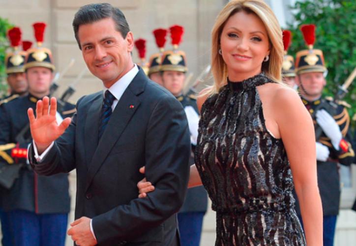 Enrique Peña Nieto y Angélica Rivera contrajeron matrimonio el 27 de noviembre de 2010. (La Otra Opinión)