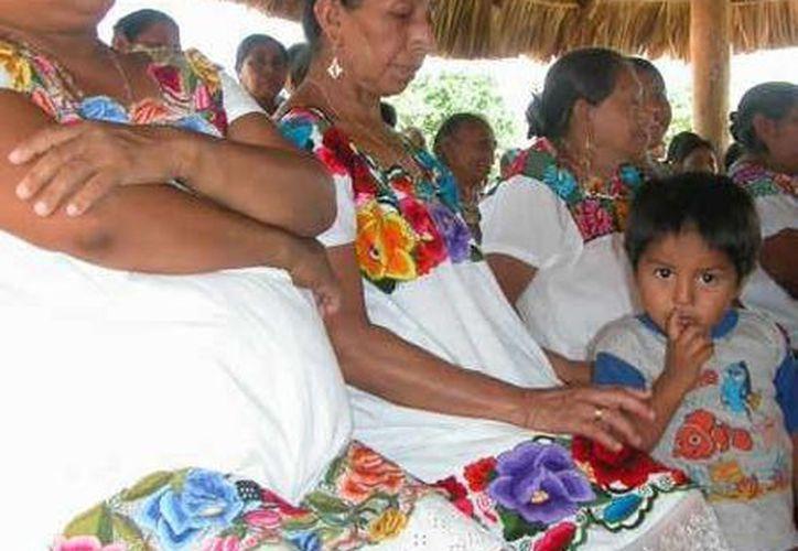 Buscan reducir las causas de la muerte durante el parto. (Harold Alcocer/SIPSE)