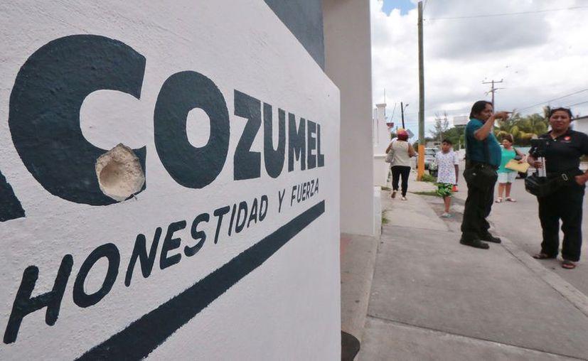 En cozumel hay un alto índice de impunidad. (Foto: Gustavo Villegas/SIPSE)