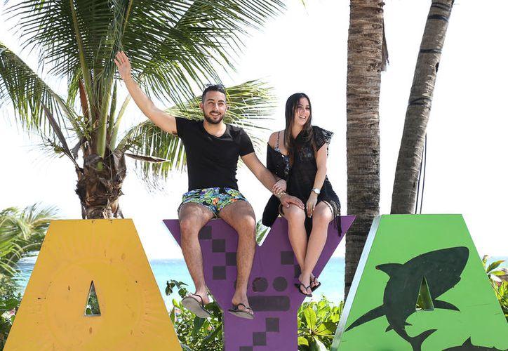 La ocupación hotelera de este fin de semana superó el 95 por ciento en Playa del Carmen. (Redacción/SIPSE)