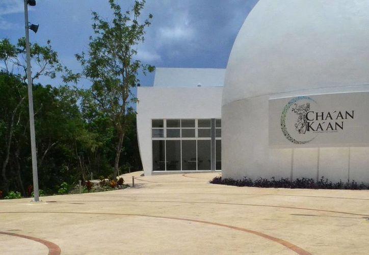 Las diferentes actividades en el Planetario de Cozumel se llevarán a cabo este fin de semana. (Redacción/SIPSE)