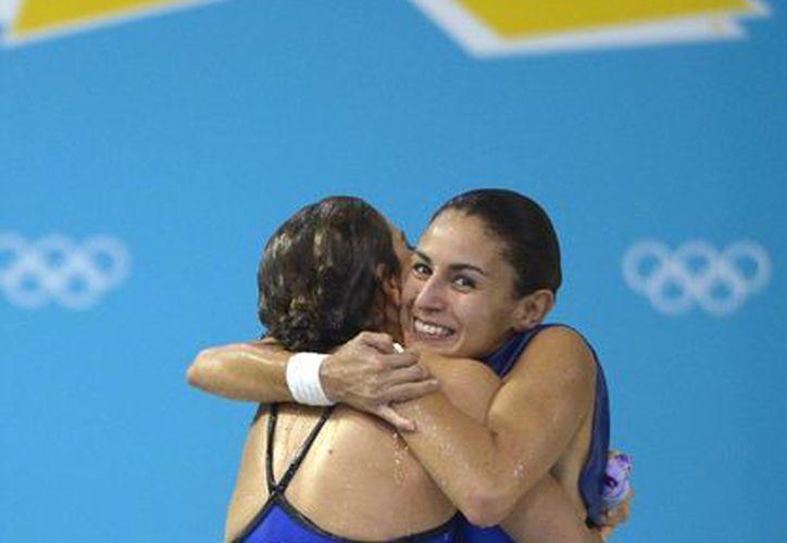 La medallista olímpica viajó de inmediato para estar con su madre y hermana. (Foto: Archivo/Agencias)