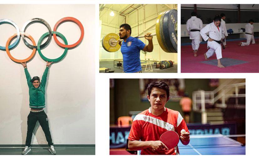 Apoyan la decisión de que los Juegos Olímpicos de realicen hasta el próximo año. (Especial)